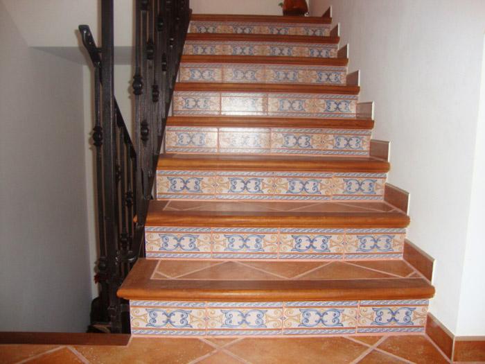 Reforma de escaleras interiores