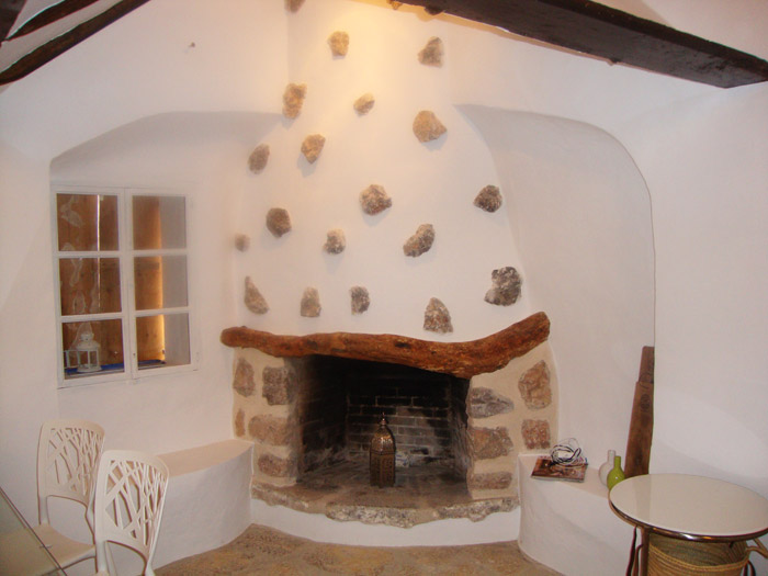 Construcción de chimeneas en soller