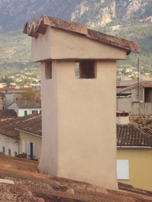 Construcción de chimeneas