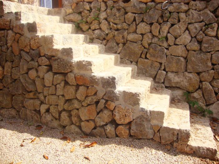 ремонт наружных  лестниц