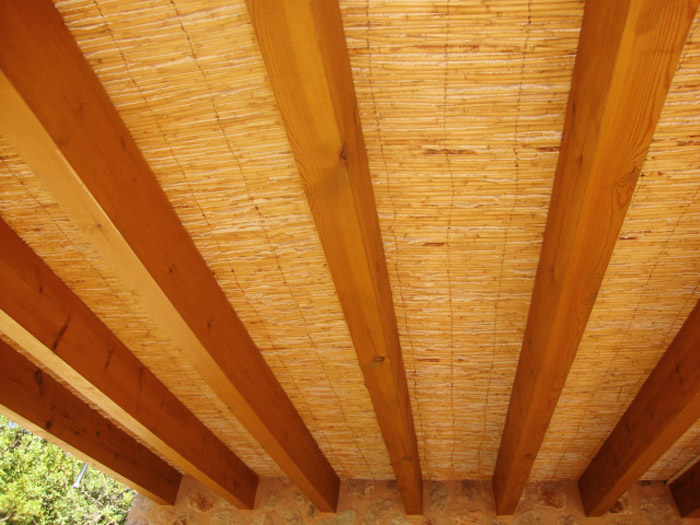 Rehabilitation of ceilings