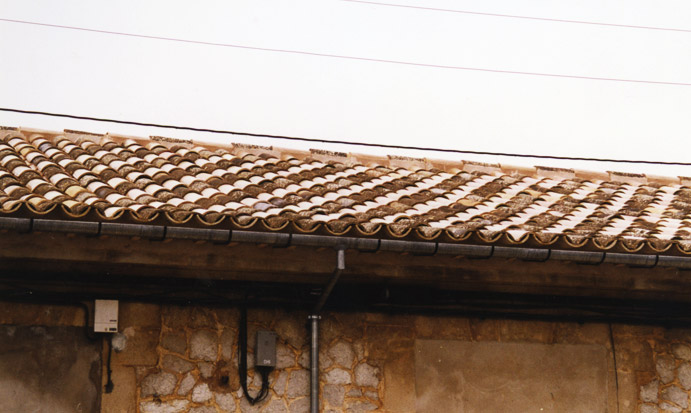 Rehabilitation of roofs