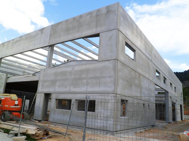 Строительство новых зданий