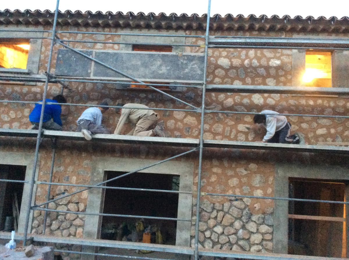 Rehabilitacion de casas rústicas en Soller, Deià, Fornalutx, ...